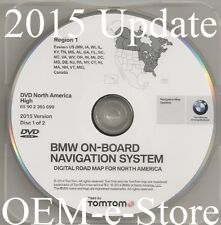 2003 2004 2005 2006 2007 2008 BMW X3 Z4 Navigation OEM DVD EAST Coast Map Update