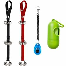 4pcs Dog Training Bell for Potty Training and Housebreaking Your Doggy Doorbells
