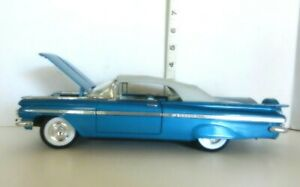Road Legends 1959 Chevrolet Chevy Impala 1:18 Limited Addition Hardtop 92118/9