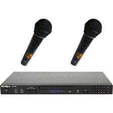 Madboy MFP-1000X Karaoke-Player + 2x Karaoke Mikrofon SET | Neu