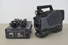 Sony HDC-950 HD Color High Definition Camera (15249)