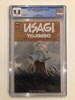 Usagi Yojimbo: Wanderer's Road #1 CGC 9.8 Peach Momoko cover