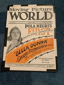 Moving Picture World magazine April 26, 1923