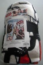 Disney Star Wars Plush Throw- NEW
