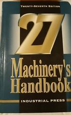 Machinery's Handbook 27th Edition First Printing 2004 Industrial Press mint
