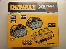 DEWALT DCB118T2 54,0/18,0 Voltios Li-Ion juego de baterías DCB 118 T2