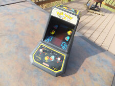 Vintage COLECO Midway PAC-MAN Table Top Mini Arcade Game - Works