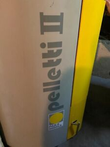 Pellet-Heizung mit Silo von Paradigma Pelletti II