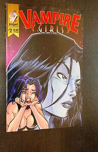 VAMPIRE GIRLS CALIFORNIA 1969 #2 (Angel Entertainment 1996) -- VF/NM