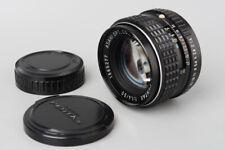 Asahi Pentax SMC 50mm f/1.4 f1.4 Manual Focus Prime Lens, For Pentax PK K Mount