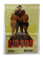 CID 909 1967 Feroz Khan, Mumtaz Bollywood PressBook Vintage Booklet