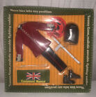 VINTAGE PEDIGREE TOMMY GUNN TROOPING THE COLOUR CARDED M/B  VINTAGE ACTION MAN