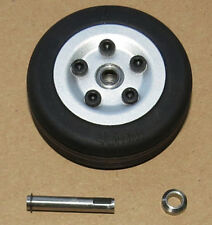 JP RC Spare Parts 45mm Brake wheel for Retract Gear of Fixed Wing Model Airplane