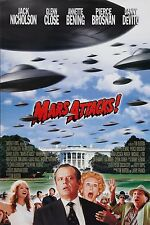 MARS ATTACKS! (1996) ORIGINAL MOVIE POSTER  -  STYLE B  -  ROLLED
