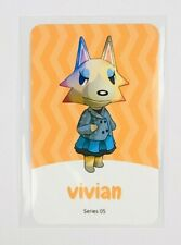 Amiibo NFC Karte Animal Crossing Wivian/Viviane