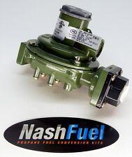 """MARSHALL EXCELSIOR MEGR-1222-BAF PROPANE GAS REGULATOR 1/2"""" NPT 10PSI 9-13"""" WC"""