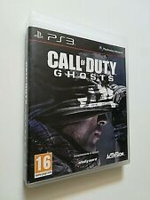 CALL OF DUTY GHOST PS3 - PLAYSTATION 3 SPARATUTTO IN PRIMA PERSONA