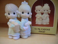 Precious Moments To My Forever Friend Ornament with Box Mint 113956