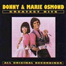 Donny & Marie Osmond - Greatest Hits CD