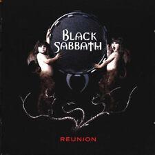 BLACK SABBATH (REUNION - LIVE 2CD SET SEALED + FREE POST)