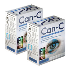 Can-C Eye-Drops, Cataract Treatment Without Surgery, 4 X 5 ml Vials