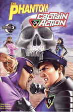 Phantom/Captain Action, The #1B VF; Moonstone | save on shipping - details insid