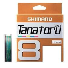 NEW Shimano Tanatoru X8 Multicolor 300m 67.8lbs/30.7kg #4.0 Braided PE Line JPN