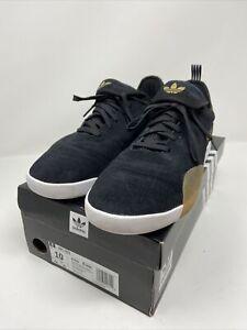 Adidas 3ST.003 Skateboarding Shoes Black 10 US