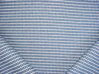 7-3/4Y Scalamandre WR00012474 Dionis Beach Indigo Drapery Upholstery Fabric