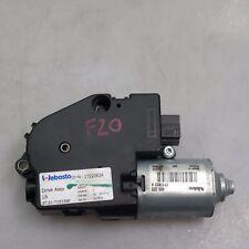 BMW SERIE 1 2 3 F20 F22 F30 Tetto Apribile Scorrevole Motore Unità Webasto 7193398