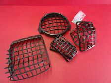 Original Cuppini 1980's New Old Stock Vespa PX/E 125 150 & 200 Full Grill Set...