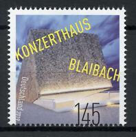 Germany Music Stamps 2019 MNH Concert Hall Konzerthaus Blaibach 1v Set