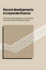 Recent Developments in Corporate Finance-ExLibrary