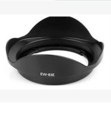 1PCS EW-83E Caliber 77mm Lens Hood For Canon EOS EF 16-35 f/2.8L USM 17-40 10-22