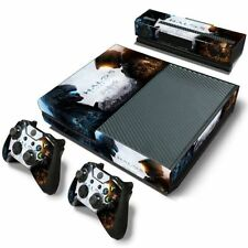 United Batman Xbox One S 5 Sticker Console Decal Xbox One Controller Vinyl Anime Clear And Distinctive Faceplates, Decals & Stickers
