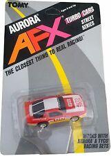 Aurora AFX Turbo Cars Street Series Camaro GT Vintage 1987 Collectible NEW MOSC!