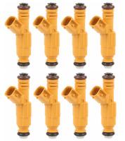 Set of 6 850cc Fuel Injectors for 86-95 Toyota Supra 2JZGE 2JZGTE 80lb