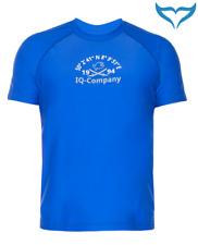 iQ UV 300 Shirt Loose Fit Men Herren S-3XL dark-blue blau Schutz Bekleidung 1994