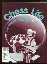 CHESS LIFE 1995 January through December, 12 issues