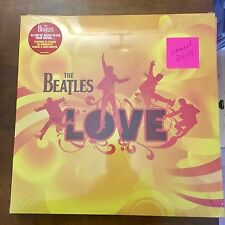 """THE BEATLES """"LOVE"""" SOUNDTRACK CIRQUE DU SOLEIL  2 VINYL LP'S UK AUDIOPHILE"""