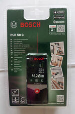 BOSCH PLR 50 C DIGITAL LASER MEASURE (3165140791854)