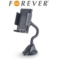 Universal Teléfono Móvil GPS Soporte Para Coche Flexible BASE ANDROID IPHONE