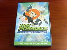 Como nuevo DVD de la película de Walt Disney KIM POSSIBLE - Item For Collectors