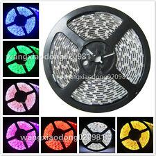24V DC 5050 RGB LED Strip 5M 300 leds 60led/M Flex SMD Light Waterproof IP65