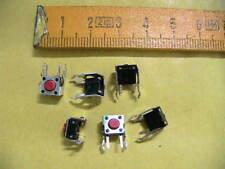 Microtaster  SUPERFLACH  7x6mm stehend für diverse Anwendungen  20 Stück  9880/B