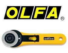 Olfa Rotary Cutter 45mm RTY-2/G - Free Postage