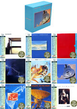 """DIRE STRAITS """"Brothers in Arms"""" Japan Mini LP 10 SHM-CD (9 titles ) BOX"""