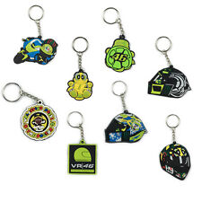 1pc Motorcycle Rubber Keyring Keychain Key Chain Key ring For YAMAHA Cool Gift