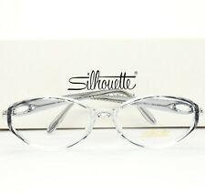 Silhouette Eyeglasses Frame 1928 00 6105 52-15-130 without case