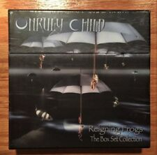 Unruly Child - Reigning Frogs The Box Set Collection (5-CD + DVD Set) New & OOP